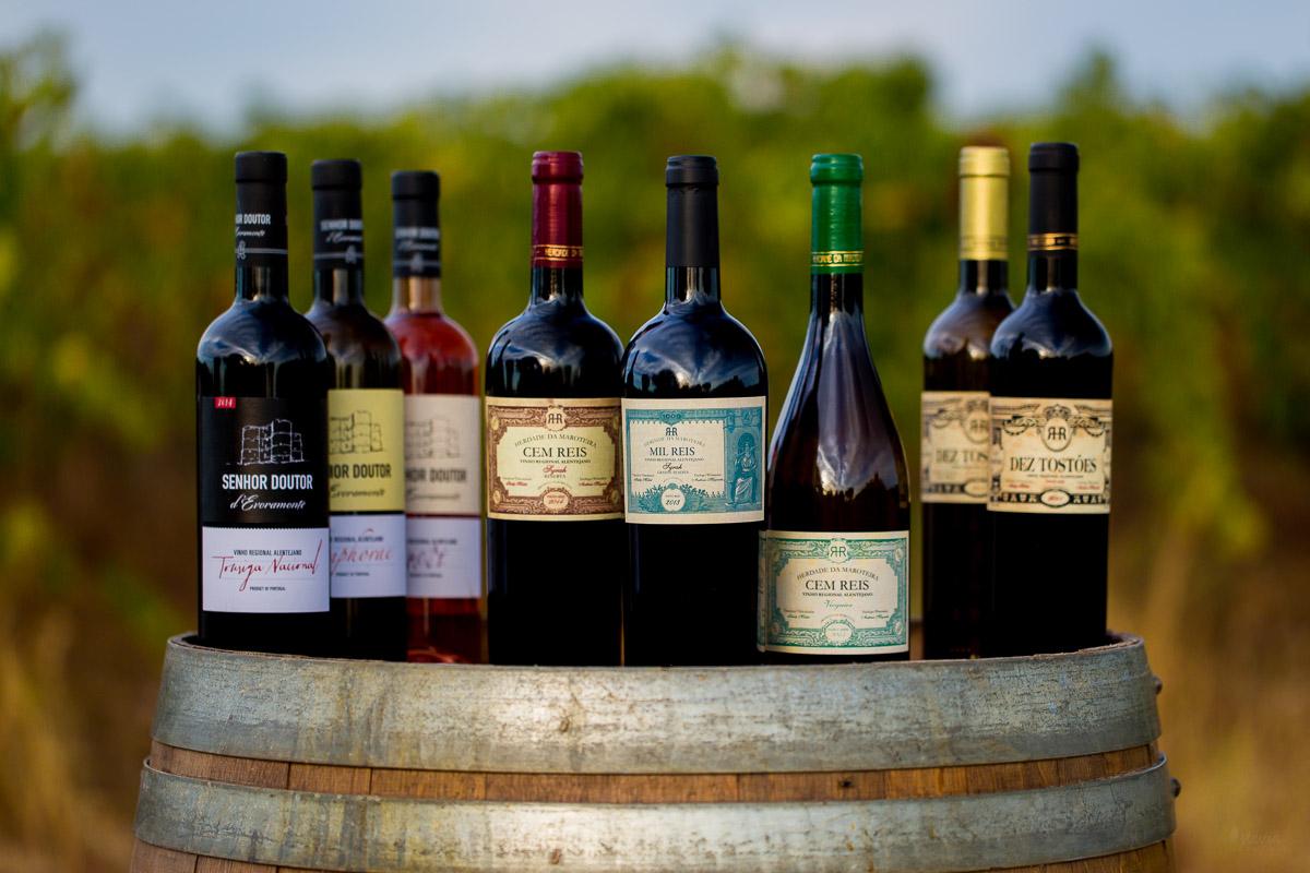 vinho alentejo maroteira